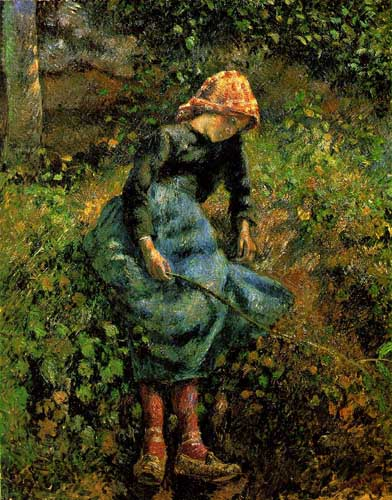 45685 Camille Pissarro Paintings oil paintings for sale