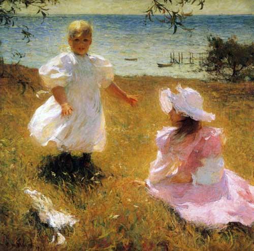 45743 Children oil paintings oil paintings for sale