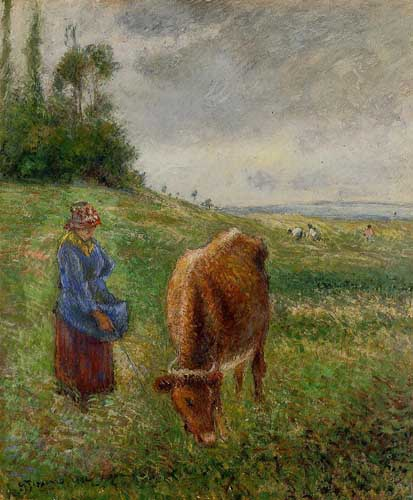 45775 Camille Pissarro Paintings oil paintings for sale