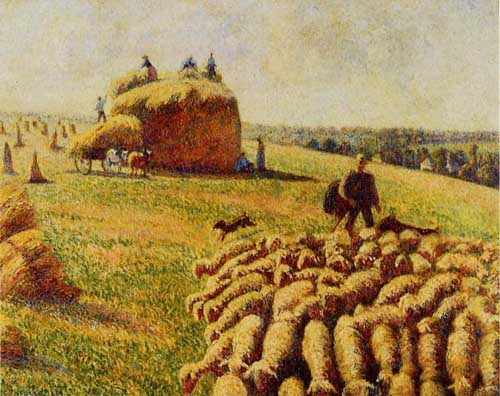 45778 Camille Pissarro Paintings oil paintings for sale