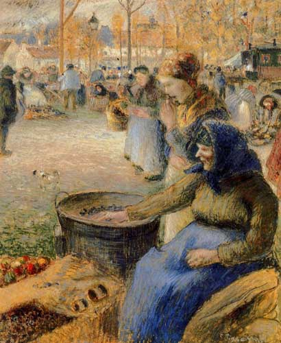 45784 Camille Pissarro Paintings oil paintings for sale