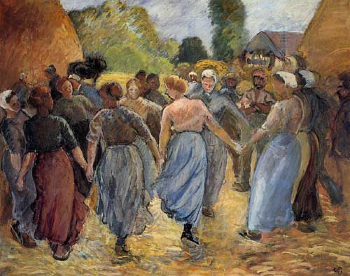 45786 Camille Pissarro Paintings oil paintings for sale