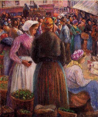 45788 Camille Pissarro Paintings oil paintings for sale