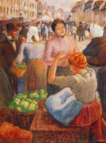 45789 Camille Pissarro Paintings oil paintings for sale