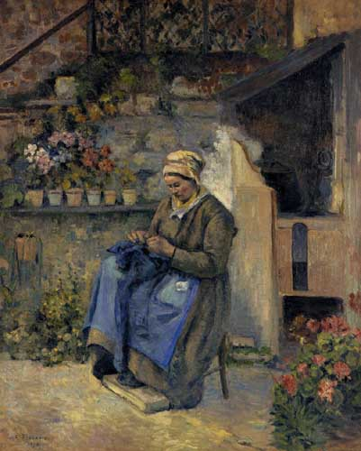 45790 Camille Pissarro Paintings oil paintings for sale