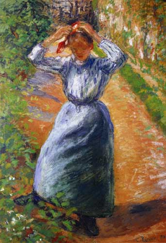 45794 Camille Pissarro Paintings oil paintings for sale