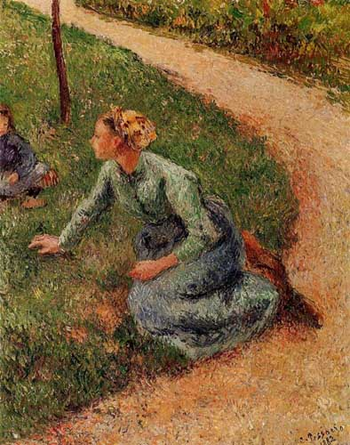 45796 Camille Pissarro Paintings oil paintings for sale