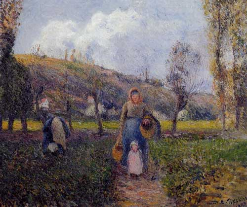 45797 Camille Pissarro Paintings oil paintings for sale
