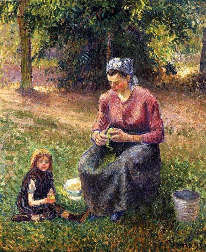 45798 Camille Pissarro Paintings oil paintings for sale
