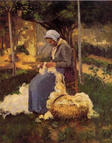 45799 Camille Pissarro Paintings oil paintings for sale