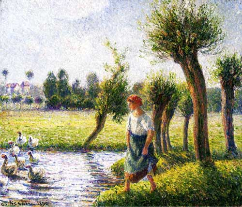 45801 Camille Pissarro Paintings oil paintings for sale