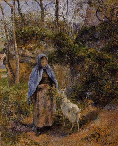 45802 Camille Pissarro Paintings oil paintings for sale