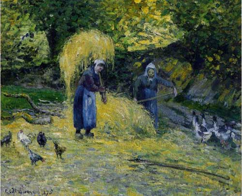 45804 Camille Pissarro Paintings oil paintings for sale