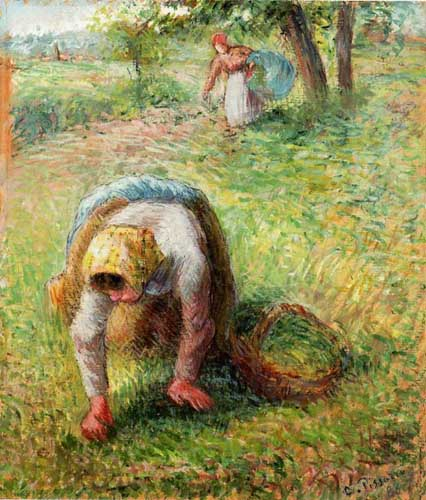 45805 Camille Pissarro Paintings oil paintings for sale
