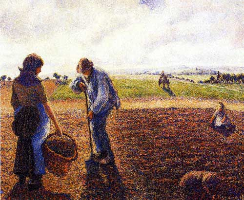 45807 Camille Pissarro Paintings oil paintings for sale