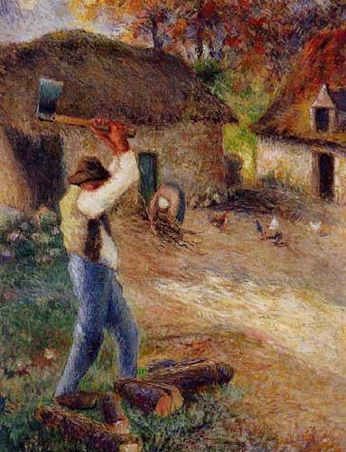 45809 Camille Pissarro Paintings oil paintings for sale