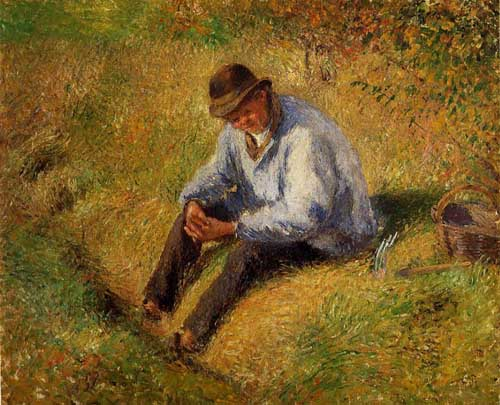 45810 Camille Pissarro Paintings oil paintings for sale