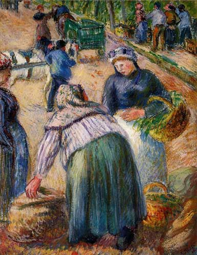 45817 Camille Pissarro Paintings oil paintings for sale
