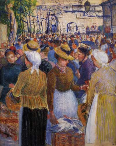45818 Camille Pissarro Paintings oil paintings for sale