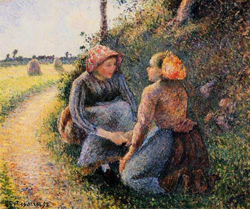 45820 Camille Pissarro Paintings oil paintings for sale