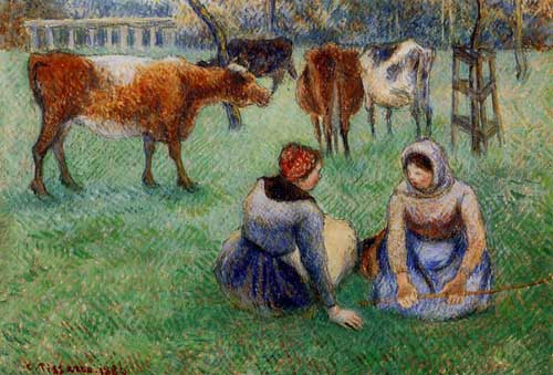 45822 Camille Pissarro Paintings oil paintings for sale