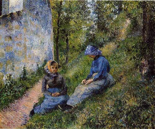 45823 Camille Pissarro Paintings oil paintings for sale
