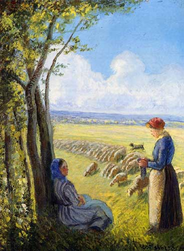 45829 Camille Pissarro Paintings oil paintings for sale