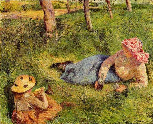 45841 Camille Pissarro Paintings oil paintings for sale