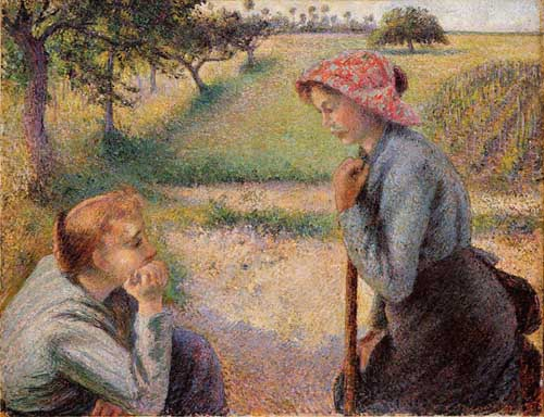 45845 Camille Pissarro Paintings oil paintings for sale