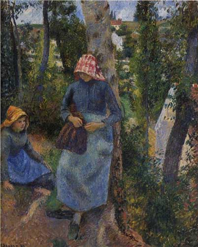 45847 Camille Pissarro Paintings oil paintings for sale