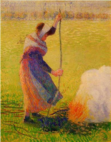 45848 Camille Pissarro Paintings oil paintings for sale
