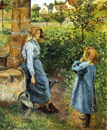 45856 Camille Pissarro Paintings oil paintings for sale