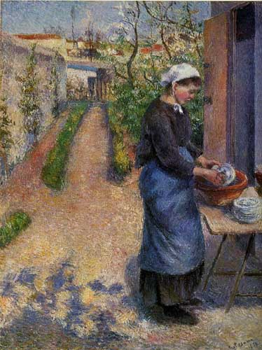45858 Camille Pissarro Paintings oil paintings for sale