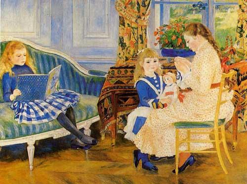 45889 Children oil paintings oil paintings for sale