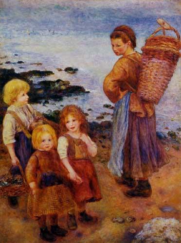 45956 Children oil paintings oil paintings for sale