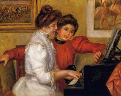 46025 Pierre-Auguste Renoir Paintings oil paintings for sale