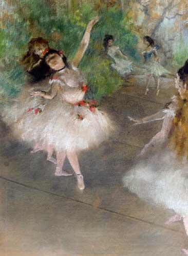 46095 Edgar degas paintings oil paintings for sale
