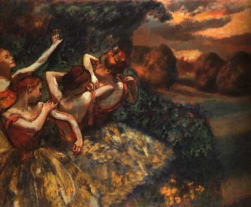 46098 Edgar degas paintings oil paintings for sale