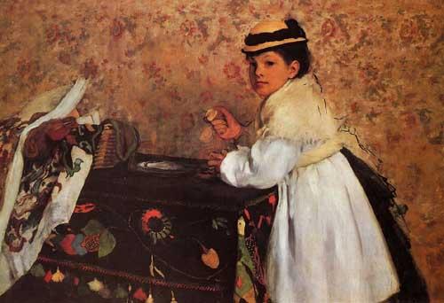 46100 Edgar degas paintings oil paintings for sale