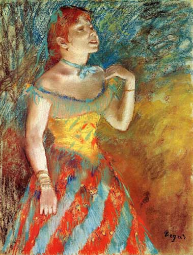 46140 Edgar degas paintings oil paintings for sale