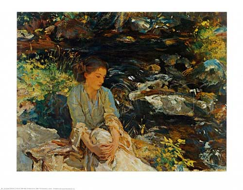 46198 John Singer Sargent Paintings oil paintings for sale