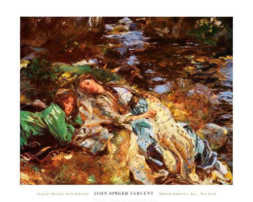 46199 John Singer Sargent Paintings oil paintings for sale