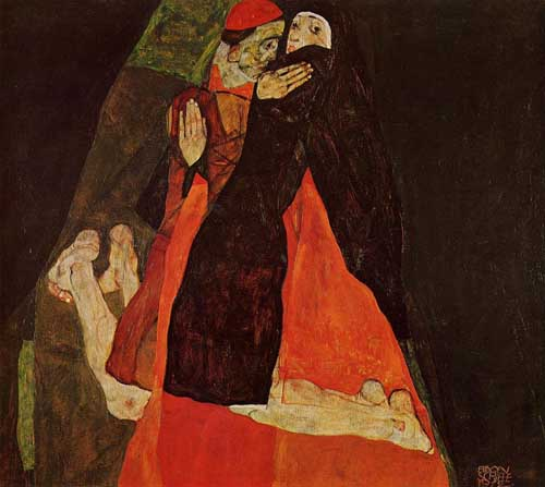 46220 Egon Schiele Paintings oil paintings for sale