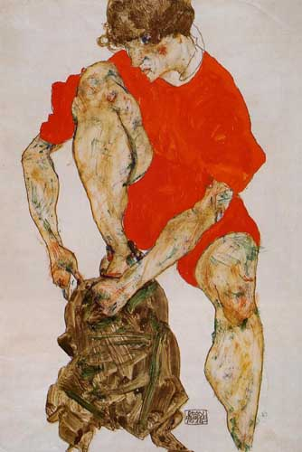 46223 Egon Schiele Paintings oil paintings for sale