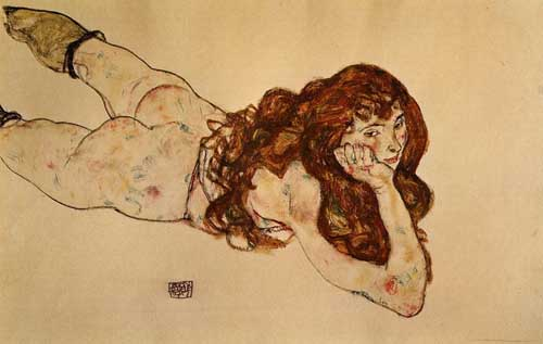 46224 Egon Schiele Paintings oil paintings for sale
