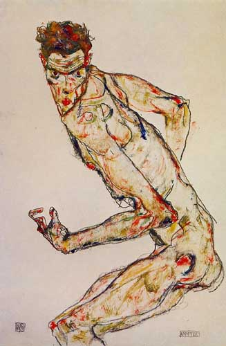 46225 Egon Schiele Paintings oil paintings for sale