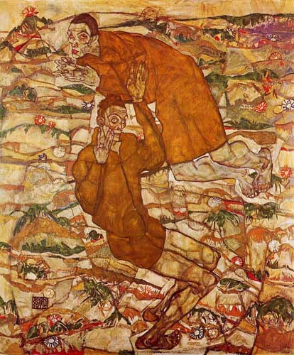 46227 Egon Schiele Paintings oil paintings for sale