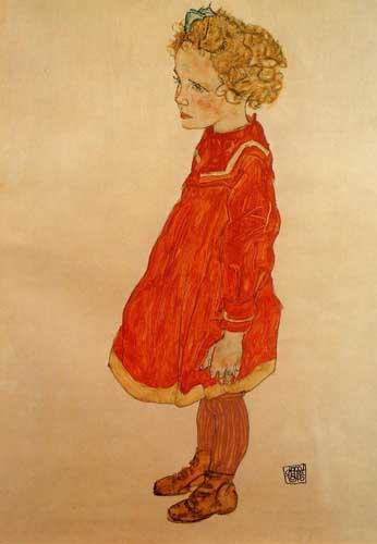 46228 Egon Schiele Paintings oil paintings for sale