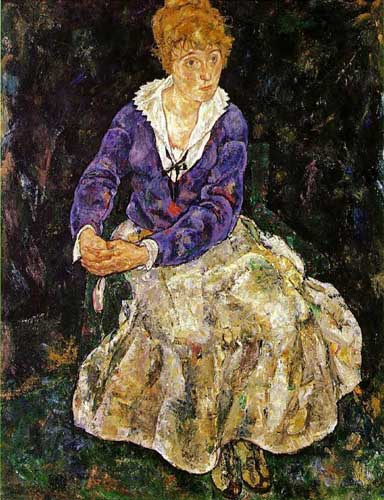 46232 Egon Schiele Paintings oil paintings for sale
