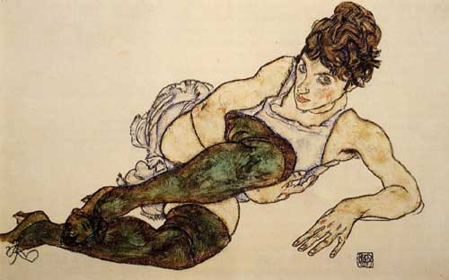 46235 Egon Schiele Paintings oil paintings for sale